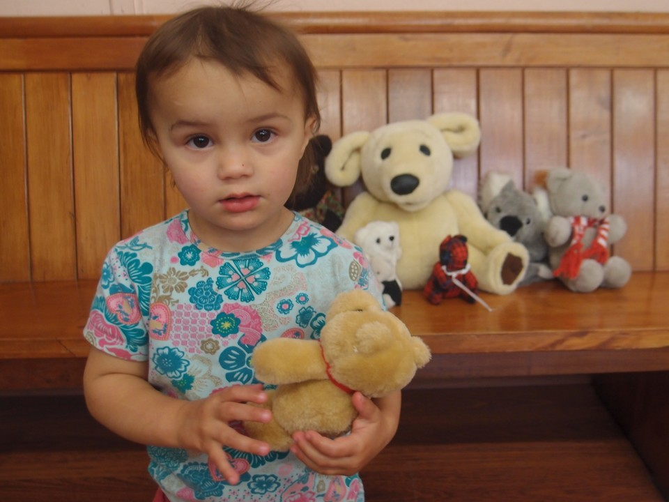 Teddy Bears Picnic at St Andrew's
