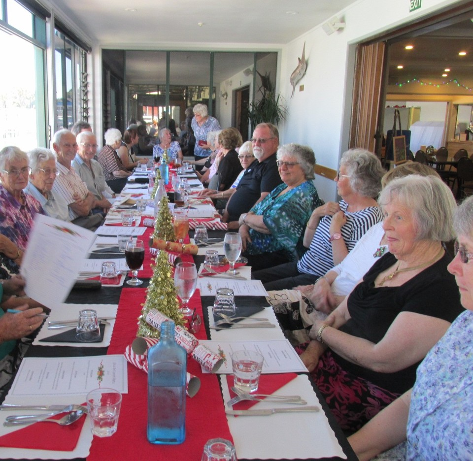 Open Door Christmas Lunch December 2018
