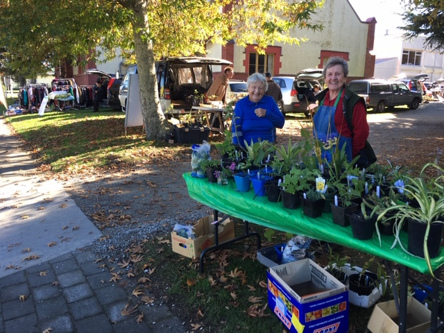 St Andrew's plant sellers