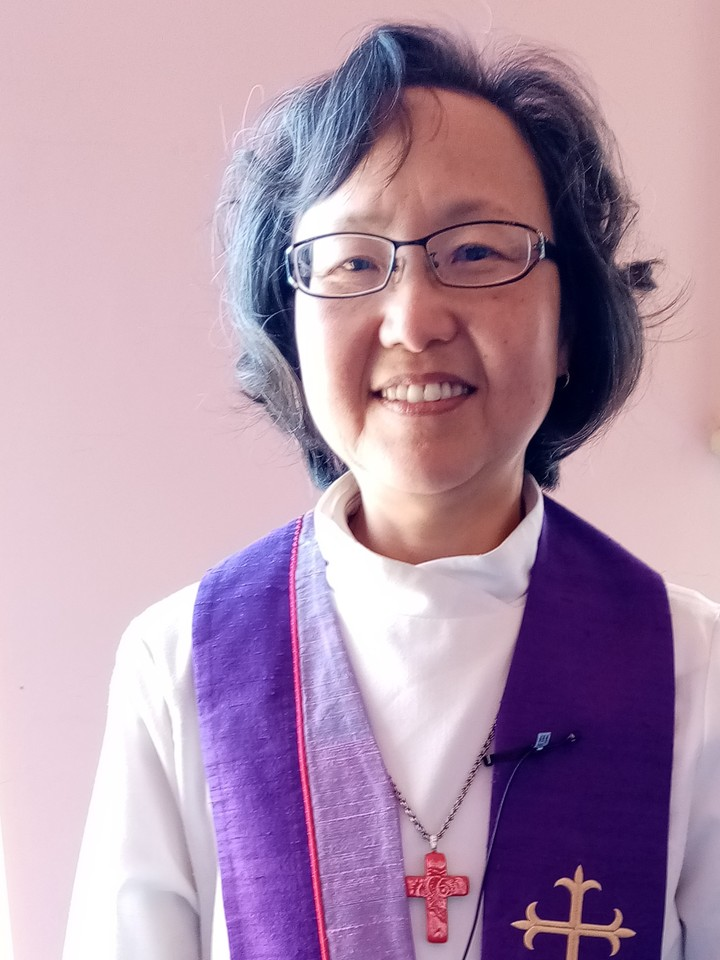 Rev Jin Sook Kim - our new minister