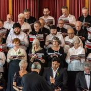 Mozart Requiem.  Combined choirs of Gisborne and Hastings 28th March 2021