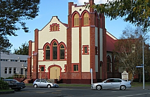Click for St Andrew's Church Gisborne Information